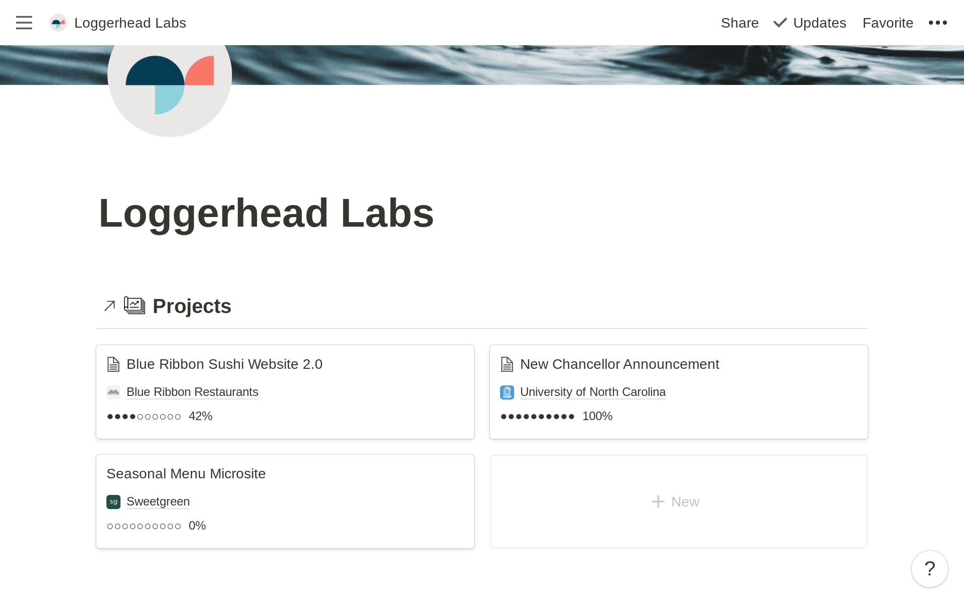 Project Management with Notion