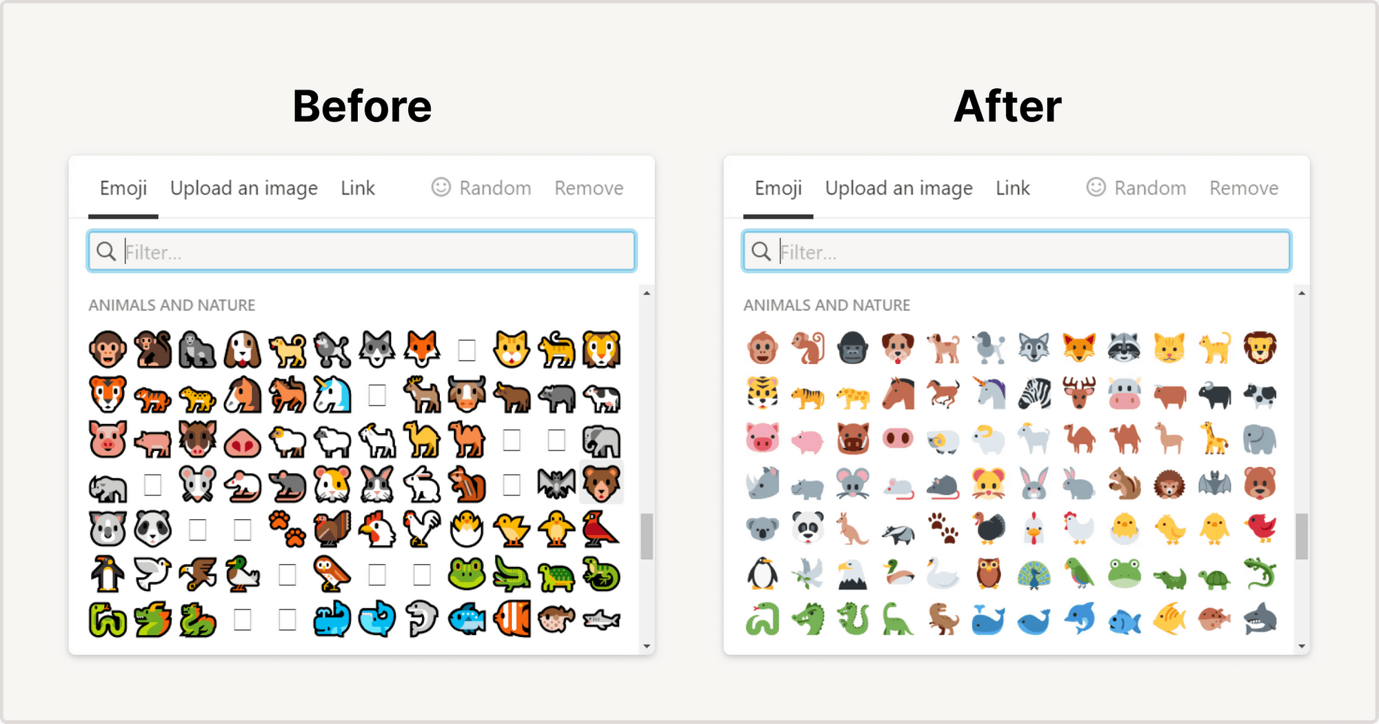 Notion-Hosted Emojis